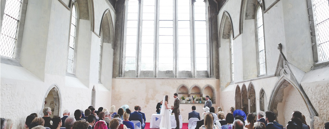 Weddings at The Guildhall