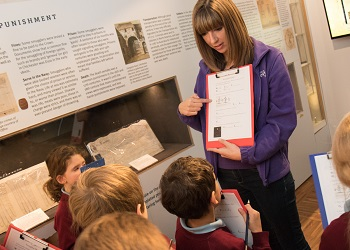 Learning at The Novium Museum
