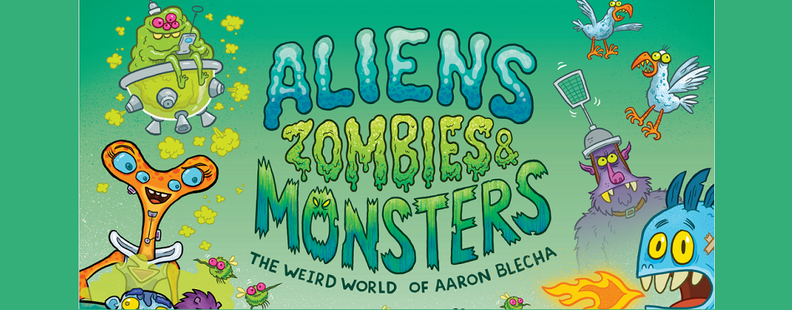 Aliens, Zombies & Monsters lead identity