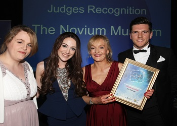Judges Recognition Award
