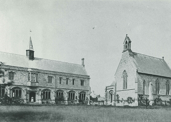 Bishop Otter College 1870's