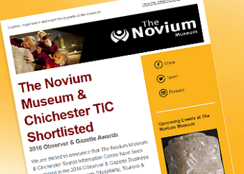 Novium Newsletter