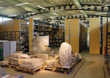 Our Collections Discovery Centre at Fishbourne Roman Palace