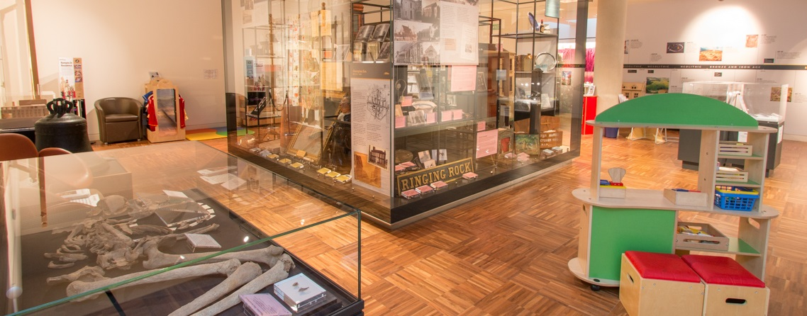 About The Novium museum