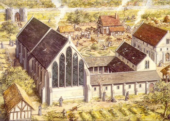 Chichester Friary - Mike Codd