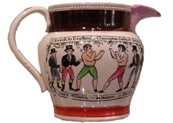 Commemorative Jug, Novium Museum Collection