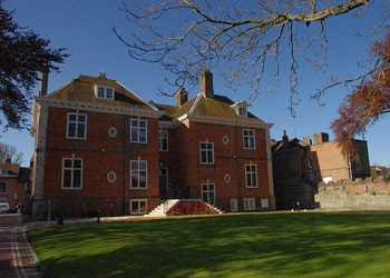 Edes House (from the back) Photo courtesy of Edes House.