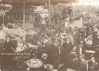 Sloe Fair, 1900-1910