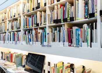 Novium Museum Library space