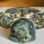 North Bersted Iron Age Helmet and Lattice