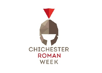 Roman Week Logo Displays a larger version of this image in a new browser window