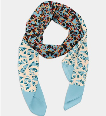 Scarf Displays a larger version of this image in a new browser window