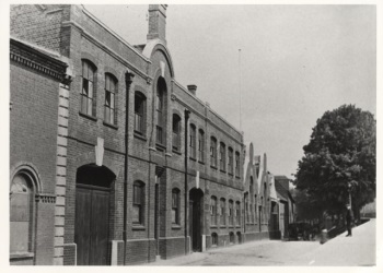 View of Shippam's factory, 1914. CHCDM:P0275