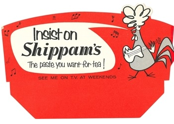 Advert from the Shippams Advertising Collection Displays a larger version of this image in a new browser window