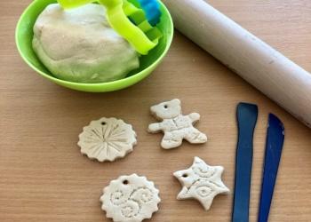 Salt Dough Jewellery