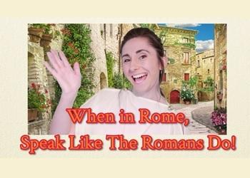 When in Rome Interactive Film