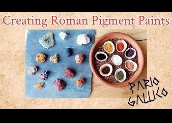 Pario Gallico Pigments