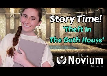 Theft in the Bath House