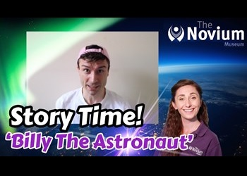 Billy the Astronaut Story Time
