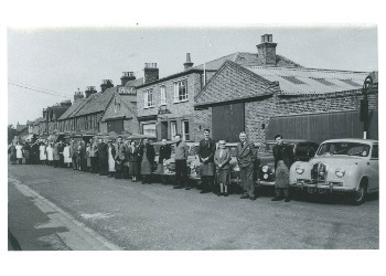 Thumbnail image of Outside Pinks Factory (P3146)