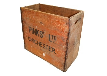 Pinks Crate