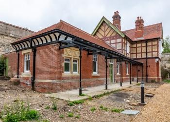 Singleton Railway Station (c) Stephen Tattersall