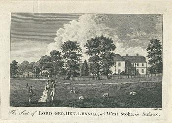 Print of West Stoke