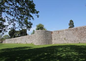 Roman Walls walk